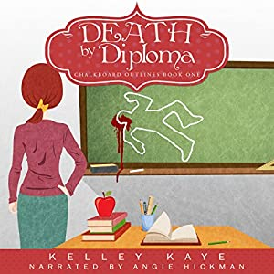 Death by Diploma Audiobook