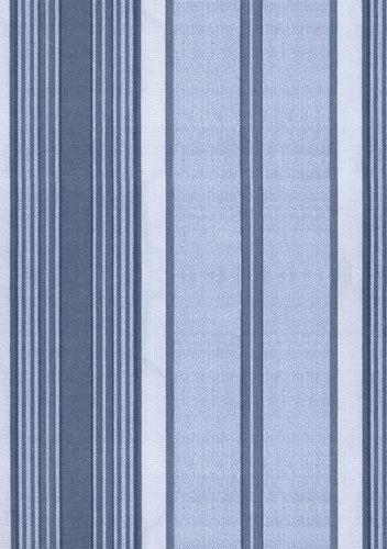 papel de parede bobinex classique listrado azul