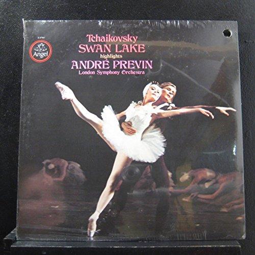 (Tchaikovsky - London Symphony Orchestra, Andre Previn - Swan Lake - Highlights - Lp Vinyl Record)