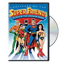 Challenge of the Super Friends - Attack of the Legion of Doom (2003)