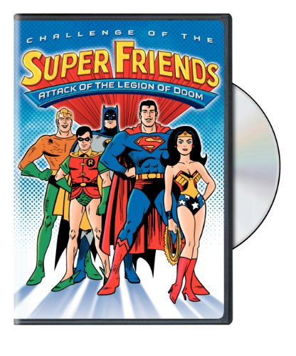 Warner Manufacturing Challenge of the Super Friends - Attack of the Legion image