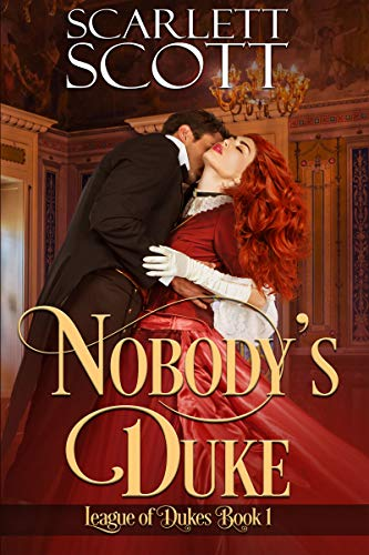 Pdf Romance Nobody's Duke (League of Dukes Book 1)