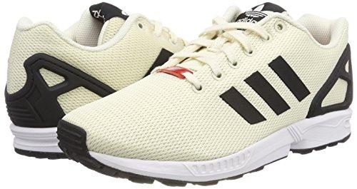 Adidas Multicolore Chaussures Course Zx Homme owhitecblackftwwht Pour Flux De FapFUrq