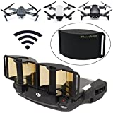 Mavic Pro Mavic Air Spark Signal Booster Threeking DJI Mavic Pro / Mavic Air / Spark Controller Signal Booster Range Extender Foldable Parabolic Antenna Extender DJI Accessories