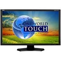 ONE WORLD TOUCH One World Touch Lm-2723-43 27In Led Multi-Touch Monitor, Pa272w-Bk, 40 Point Projected Capacitive, Usb Inte