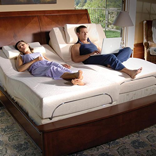 Separate Sheets King Size Bed