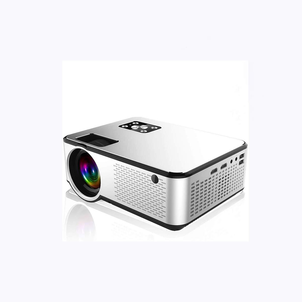 Proyector portátil con Pantalla de 7500 lúmenes Full HD 1080P 200 ...