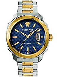 Men s  Dylos  Automatic Stainless Steel Casual Watch, Color Two Tone (Model 5fdc10cbc62