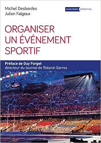 Amazon Com Organiser Un Evenement Sportif Livres Outils