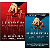 img - for Ion Mihai Pacepa - Disinformation Set (Book & DVD) - Disinformation: Former Spy Chief Reveals Secret Strategies for Undermining Freedom, Attacking Religion, and Promoting Terrorism book / textbook / text book