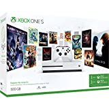 Xbox One S Consola de 500GB + Game Pass 3 Meses + Live Gold 3 Meses - Bundle Edition