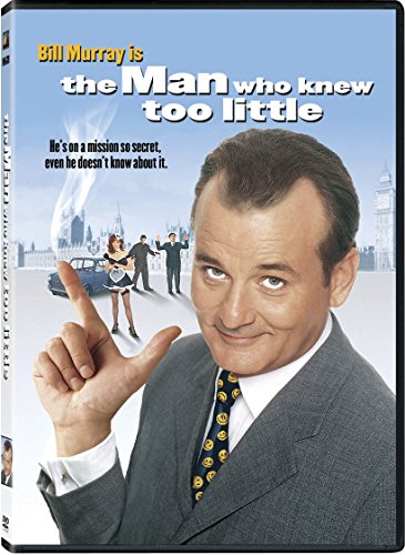 Knew Dvd (Man Who Knew Too Little, The)
