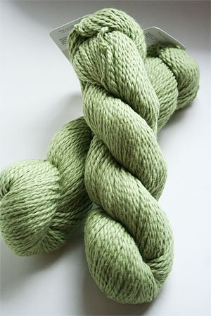 Blue Sky Alpacas Organic Cotton Yarn (639 WASABI) (Wasabi Hand Wash)