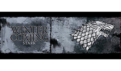 Edizione: Francia GAME OF THRONES Tazza Game of Thrones Stark 460 ml