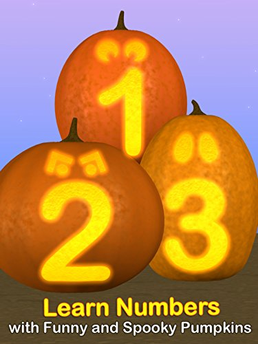 Learn Numbers with Funny and Spooky
