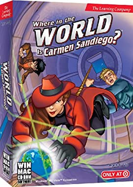 Where in the World Is Carmen Sandiego? [Old Version] can
