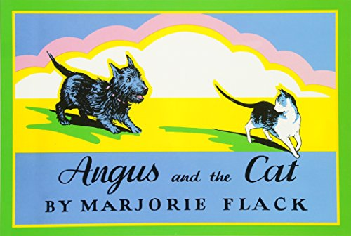 - Angus and the Cat