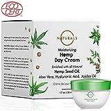 O Naturals Moisturizing Day Cream ECOCERT Certified Organic - Made with Hemp Oil