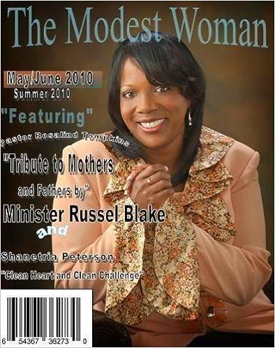 Télécharger des livres en anglaisThe Modest Woman May/June Issue Three of 2010 B003TZLNK4 (Littérature Française) PDF RTF