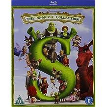 Shrek 1-4