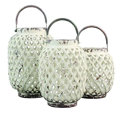 TIC Collection 31-100 Bentley Lanterns - Set of 3