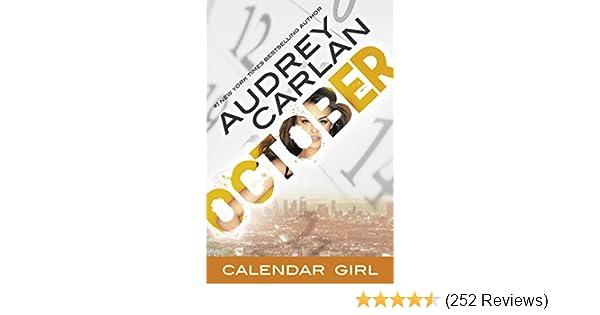 October Calendar Girl Book 10 Kindle Edition By Audrey Carlan