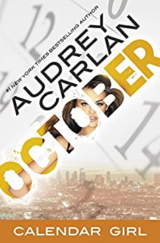 October: Calendar Girl Book 10 by [Carlan, Audrey]