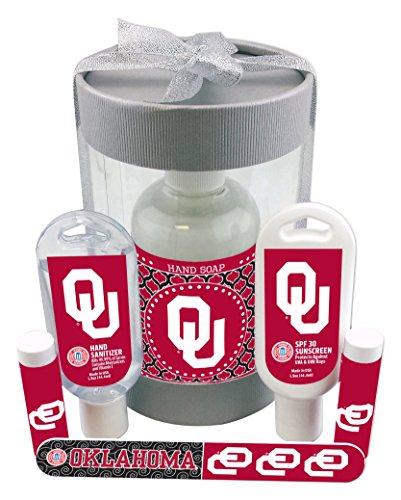 NCAA Oklahoma Sooners Fan Favorites 5-piece Gift Set -