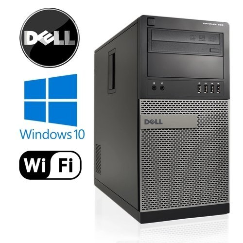 Dell Optiplex Flagship Premium Business Desktop Computer