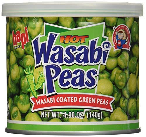 Hapi Wasabi Hot Green Pea, 4.9 Ounce ()