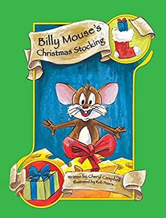 Billy Mouse's Christmas Stocking