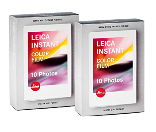 Leica Sofort Instant Color Film 2 Pack