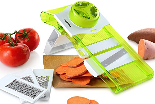 5 in 1 chopper and slicer - 6