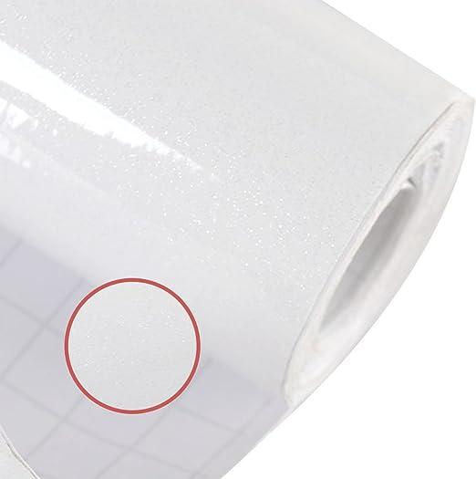 Möbelfolie weiß glänzend 61,5 cm 3 m 5,98 € //m Klebefolie für Möbel