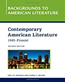 img - for Contemporary American Literature, 1945-Present (Backgrounds to American Literature) book / textbook / text book