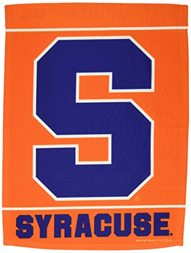 Wincraft NCAA Syracuse Orange Garden Flag, 11