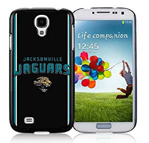 Jacksonville Jaguars 14_Samsung Galaxy S4 I9500 Black Phone Case Cover_25210