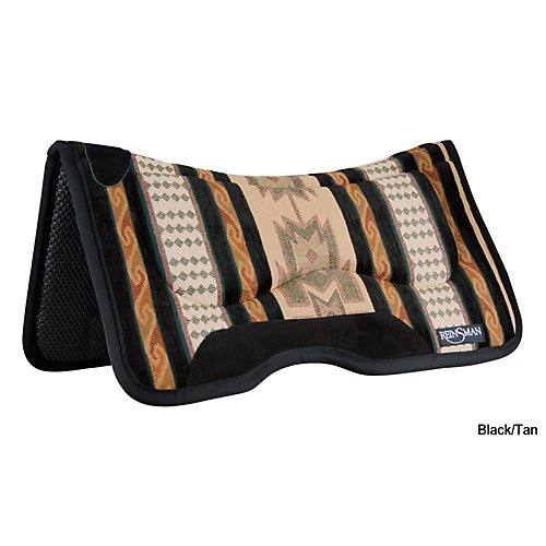 - Reinsman Tacky Too Navajo M2 Lite Square Pad Black