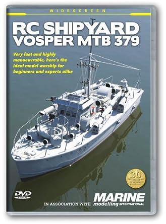 Amazon com: RC Shipyard - Vosper MTB 379: Movies & TV