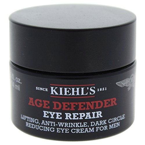 Price comparison product image Kiehl's Age Defender Eye Repair Cream for Men, 0.5 Ounce