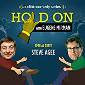 Steve Agee Tries Ecstasy | Eugene Mirman, Steve Agee