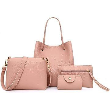 Etuoji Fashion Women Artificial Leather Shoulder Bag Handbag Kit Daily Travel Shoulder Bag Shoulder Bags