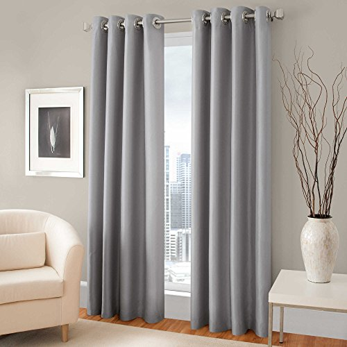 Kensington Home Fashions Majestic 63-Inch Blackout Lined Gro