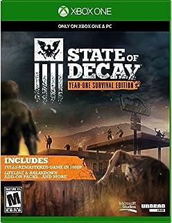 Amazon com: State of Decay 2 - Xbox One: Microsoft