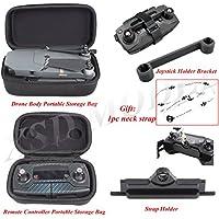 XSD MODEL 5in1 DJI Mavic Pro Remote Controller/Drone Body Bag + Strap Holder + Joystick Holder Bracket+gift neck strap