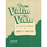 From Violin to Viola: A Transitional Method