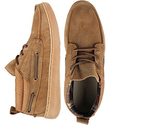 Hey Dude Walk Light Live Right Mens Suede Lace-up Rimini Winternoot
