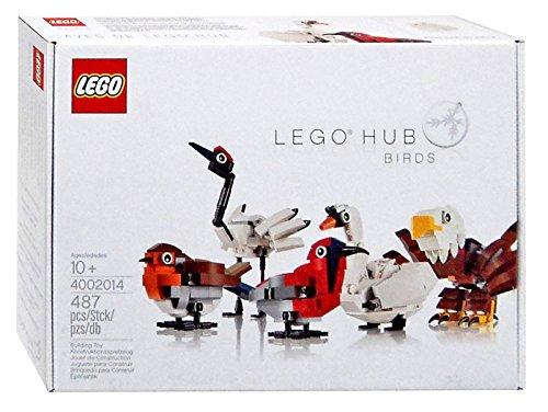 Lego Hub Birds Exclusive 4002014