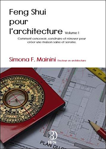 Amazon Co Jp Feng Shui Pour L Architecture Volume 1 Ɯ¬