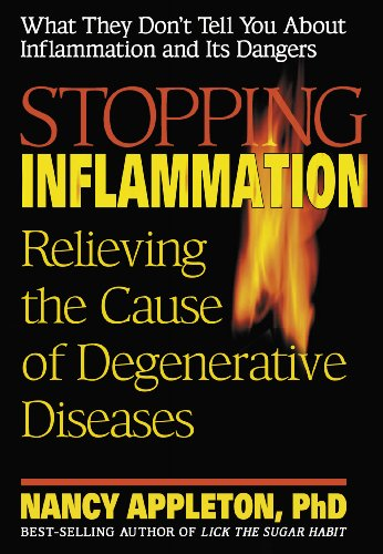 Stopping Inflammation: Relieving the Cause of Degenerative Diseases
